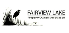 Fairview Lake Property Owners Association logo