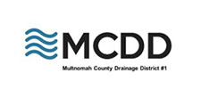 Multnomah County Drainage District logo
