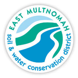 East Multnomah Soil & Water Conservation District logo