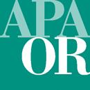 American Planning Association Oregon Chapter Logo