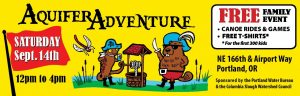 Aquifer Adventure banner