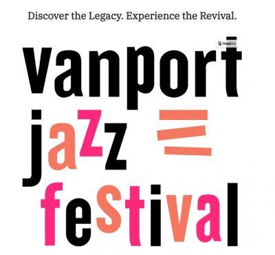 Vanport Jazz Festival logo